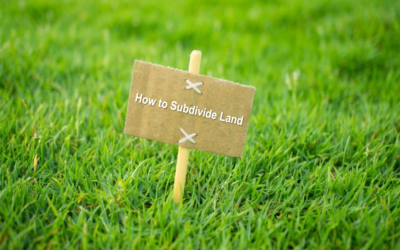 How to Subdivide Land in Brisbane and South East Queensland